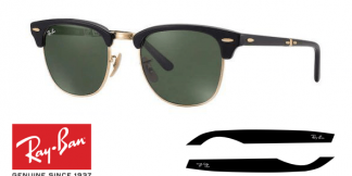 Patillas-Varillas Ray-Ban 2176 Originales