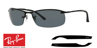 Patillas-Varillas Ray-Ban 3187 Originales