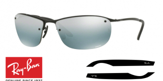 Patillas-Varillas Ray-Ban 3542 Originales