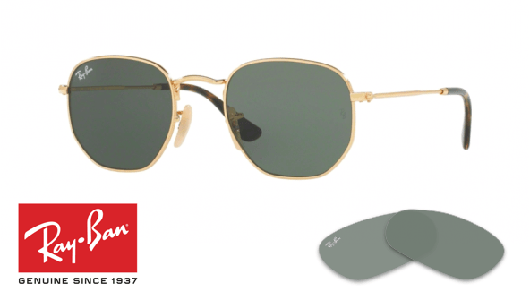 Cristales Lentes Ray-Ban 3548N