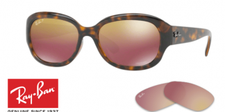 Cristales Ray-Ban 4282CH