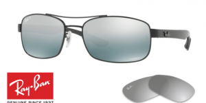 Cristales Ray-Ban 8318CH