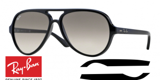 Patillas-Varillas Ray-Ban 4125 CATS 5000