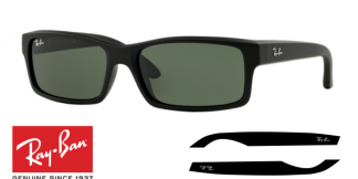 Patillas-Varillas Ray-Ban 4151 Originales