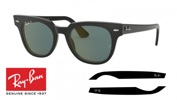 Patillas-Varillas Ray-Ban 2168 Meteor Originales