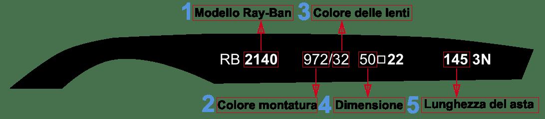 ray ban aste