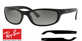 Patillas-Varillas Ray-Ban 4115 Originales