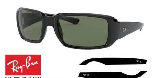 Patillas-Varillas Ray-Ban 4338 Originales