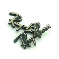 71 – 2x Logo Bügel